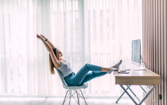 Trabalhando em Home Office: Saúde, Segurança e Ergonomia