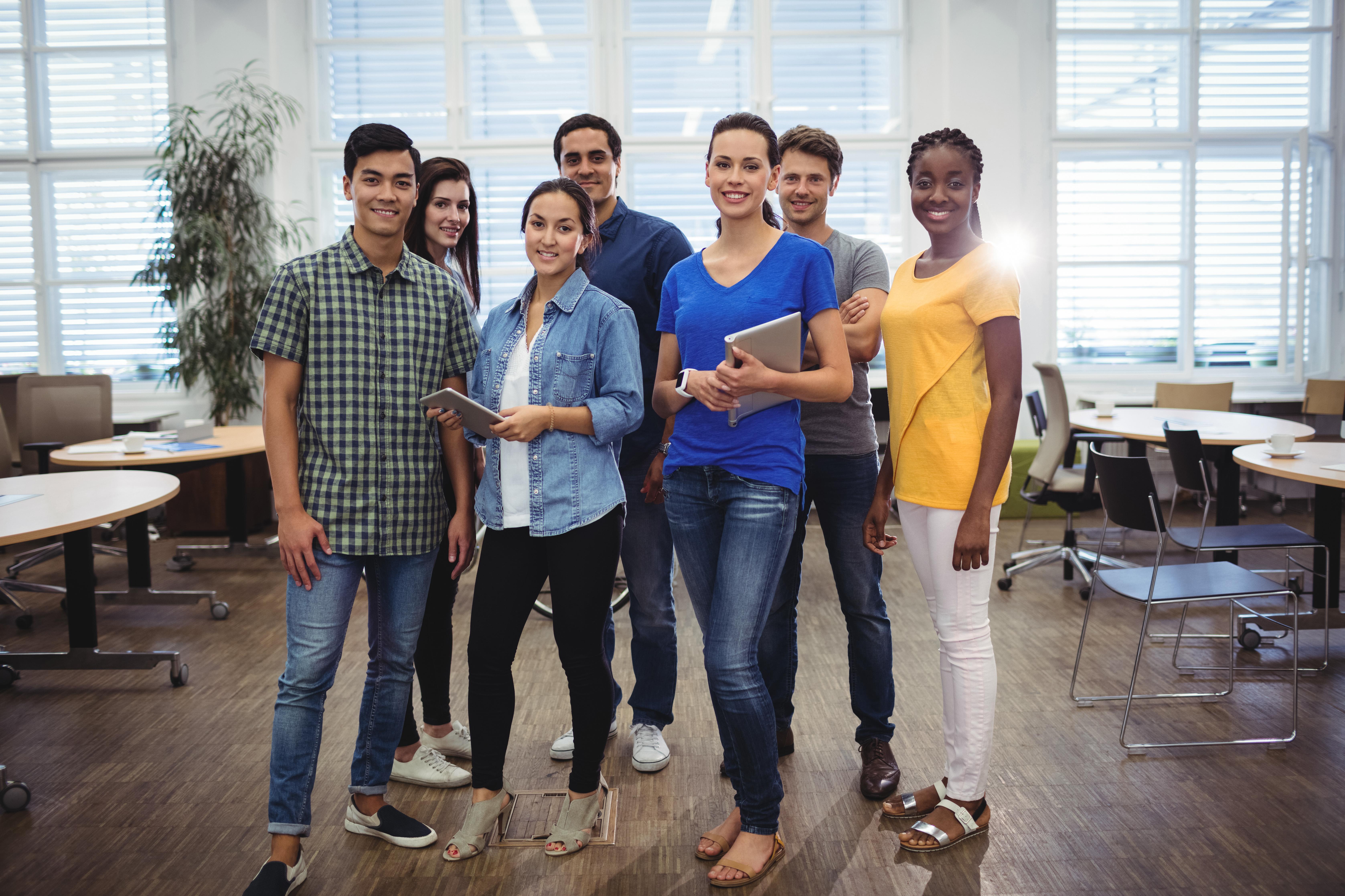 O poder da inclusão: a diversidade como vantagem competitiva
